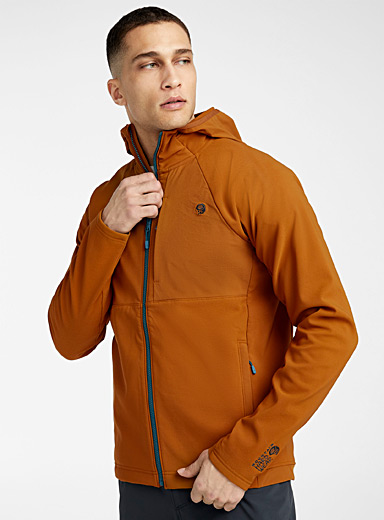 Keele hooded jacket