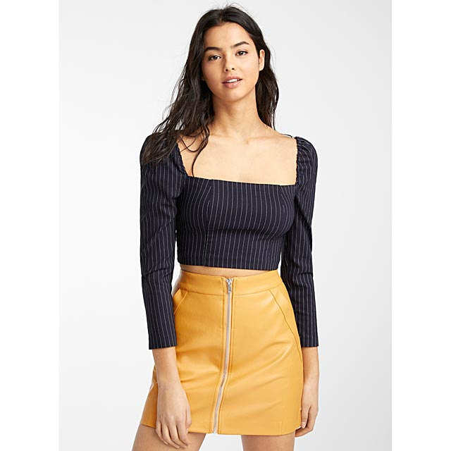 cropped-square-neck-blouse