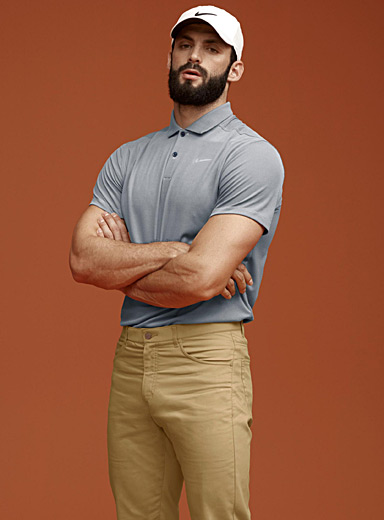 Victory textured polo