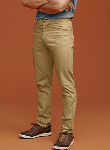 Flex 5-pocket tapered pant