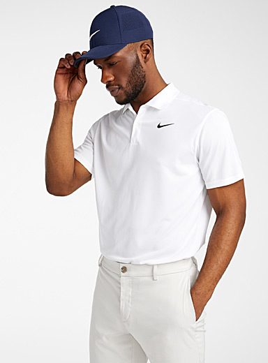 Victory logo solid polo