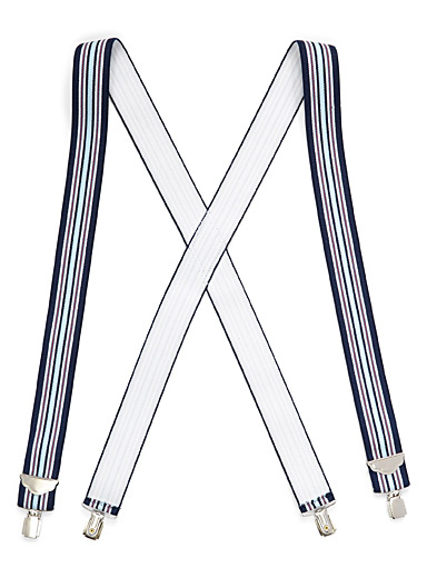 Sailor stripe suspenders