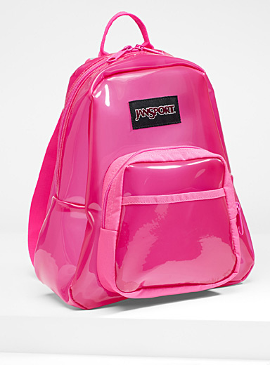 Laminated backpack