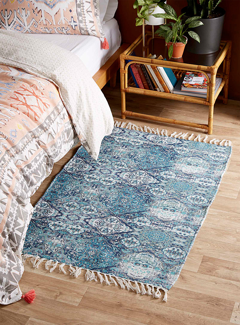 Portuguese tile rug  90 x 130 cm - Small Rugs