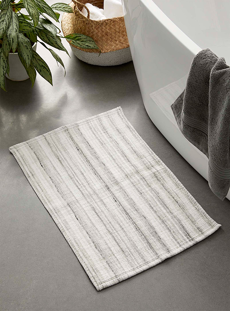 Simons Maison Assorted Geological stripe bath mat  50 x 80 cm