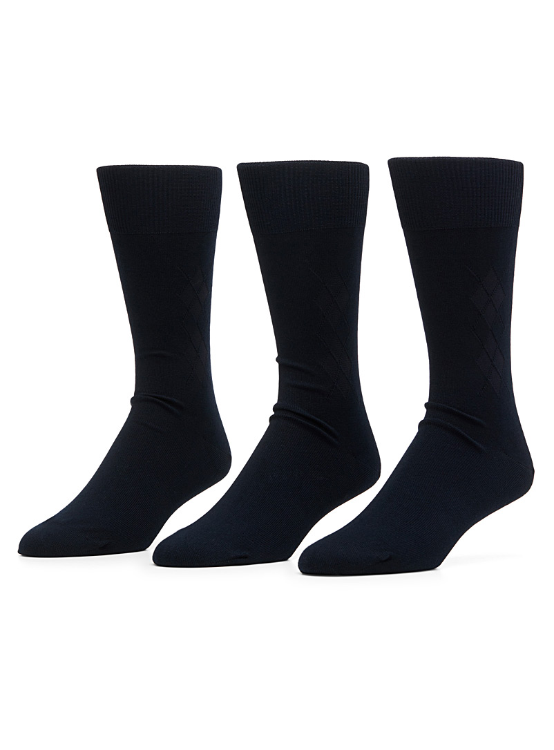 mercerized-sock-trio