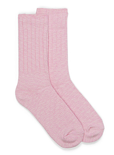Cotton chalet socks