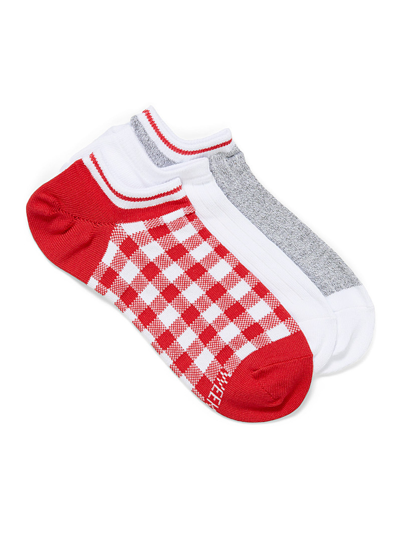 Classic foot liners  Set of 3