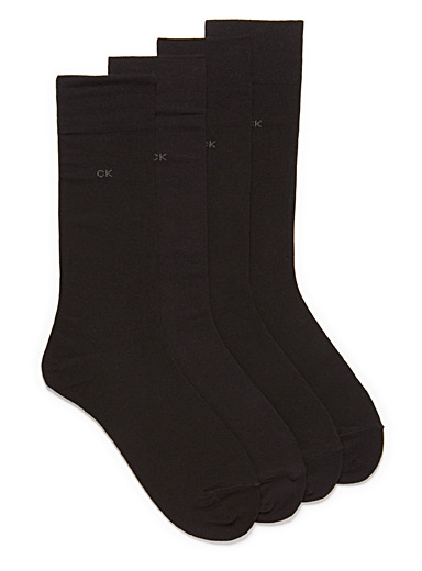 Logo sock 4-pack