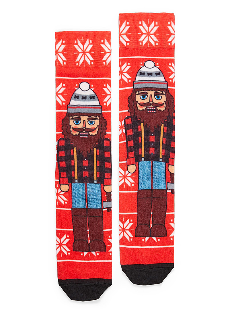 lumberjack-nutcracker-socks