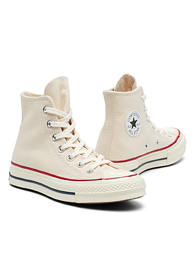 Converse Ivory White Parchment Chuck 70 sneakers  Women for women