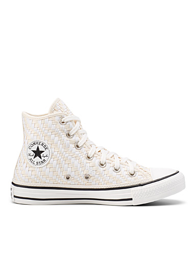 Tonal Weaving Chuck Taylor All Star High Top sneakers Women