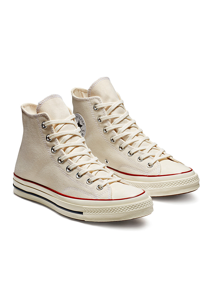 90861172287 Red Chuck Taylor All Star High Top sneakers. Men Can 70.00. Converse. chuck- 70-canvas-high-top-sneakers-br-men