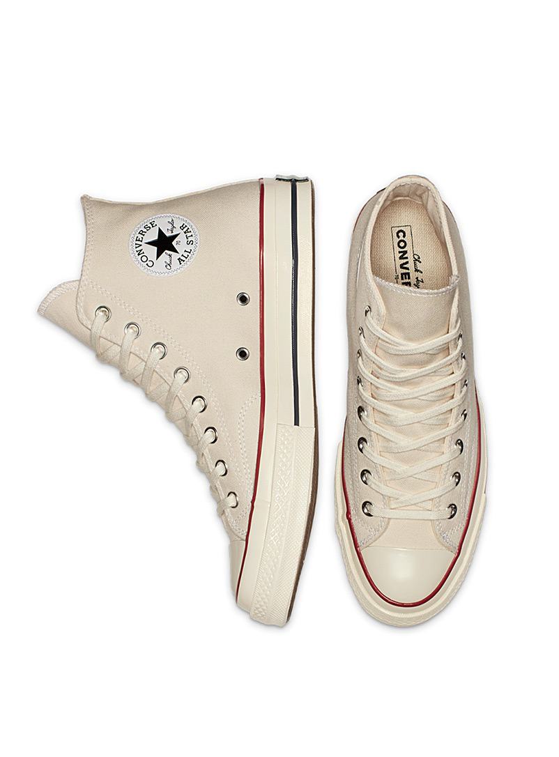 Chuck 70 Canvas High Top sneakers  Men - Sneakers - Sand