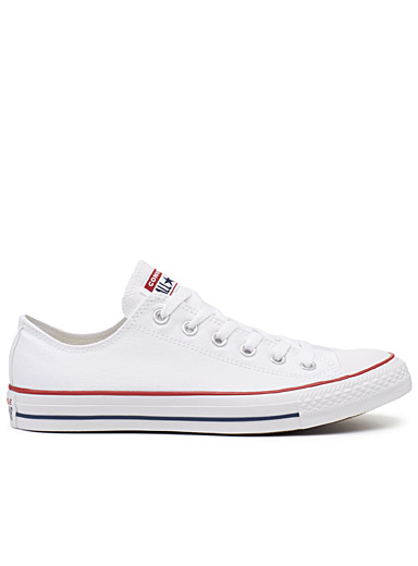 Chuck Taylor All Star Low Top white sneakers  Men