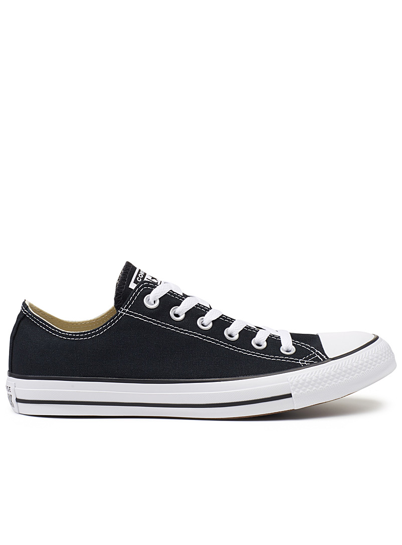Black Chuck Taylor All Star Low Top sneakers  Men