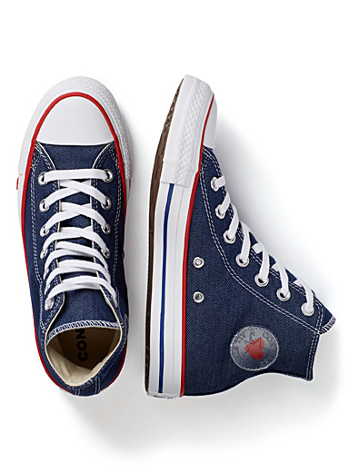 Chuck Taylor All Star denim sneakers