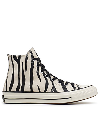 Chuck 70 All Star High Top print sneakers <br>Men