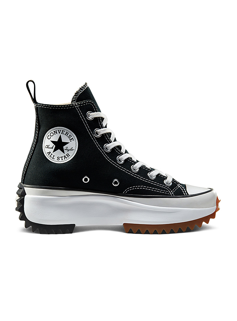 Converse Black Run Star Hike High sneakers  Men for men