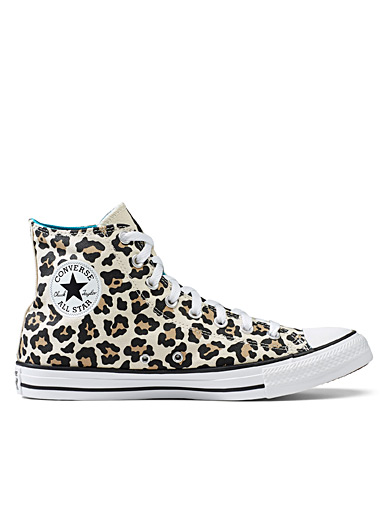 Le sneaker Chuck Taylor Twisted Archive Prints High Top  Homme