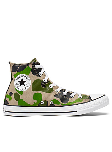 Chuck Taylor Twisted Archive Prints High Top sneakers  Men