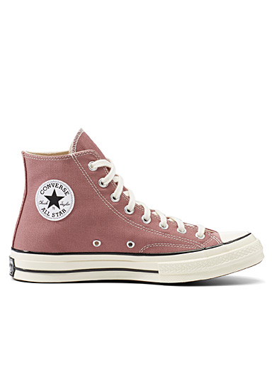 Converse Pink Chuck 70 Canvas High Top old pink sneakers  Men for men