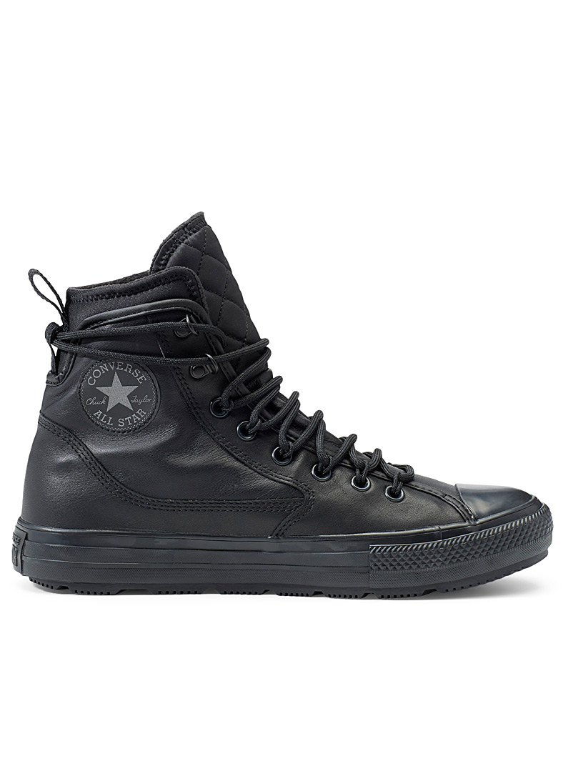 Converse: Le sneaker Chuck Taylor All Star High Top All Terrain  Homme Noir pour homme