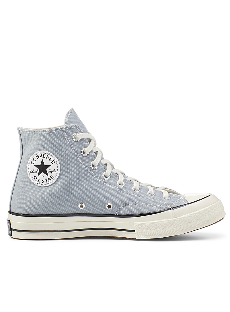 Converse Light Grey Wolf Grey Chuck 70 High Top sneakers Men for men
