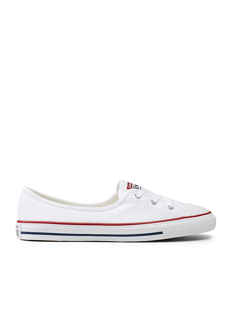 Converse White Chuck Taylor ballet sneakers  Women for women
