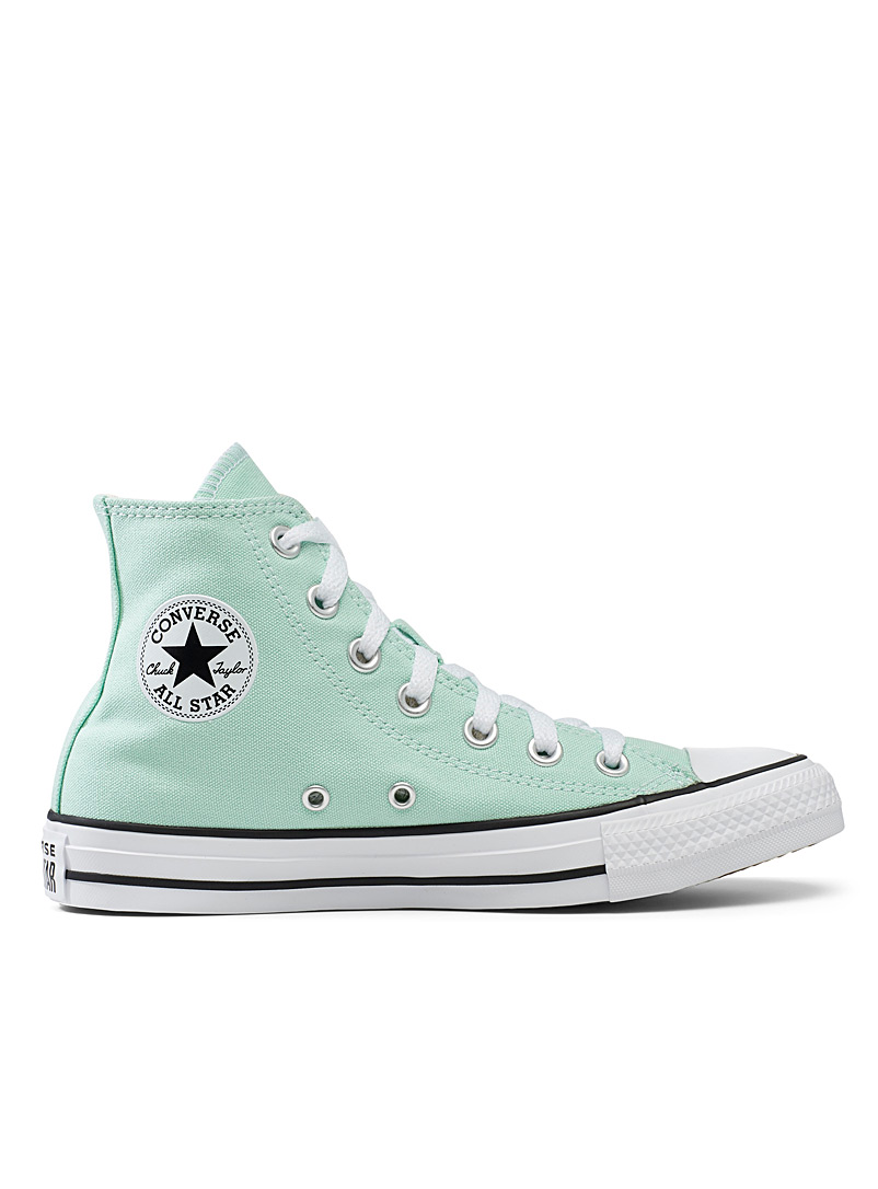 Converse: Le sneaker Chuck Taylor All Star High Top  Femme Blanc pour femme