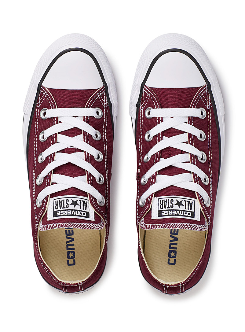 Chuck Taylor OX sneakers  Women - Sneakers - Ruby Red