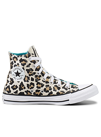 Le sneaker Chuck Taylor All Star High Top savane  Femme