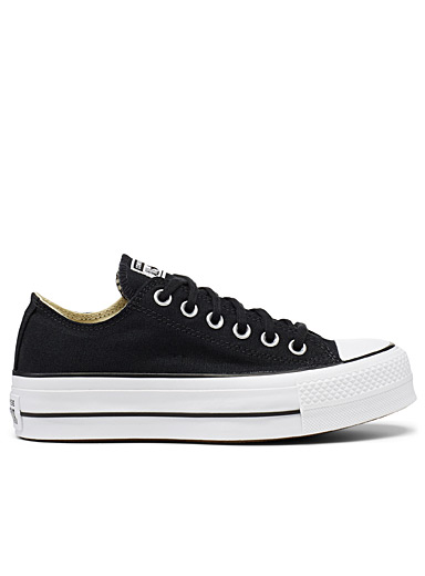 Le sneaker plateforme Chuck Taylor All Star Lift Ox  Femme