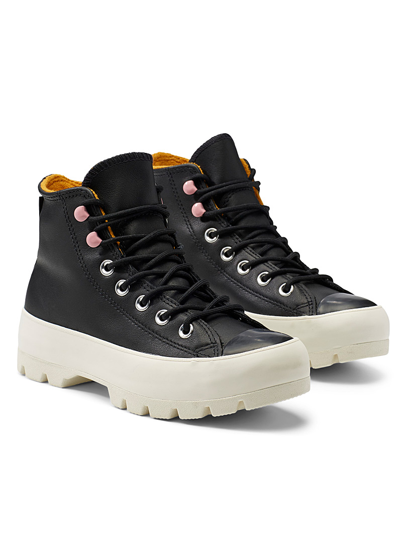 Converse Black Gore-Tex Chuck Taylor All Star Lugged sneakers  Women for women