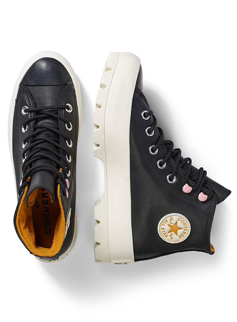 Converse Lugged Converse donna in gore-tex Converse Chuck Taylor All Star