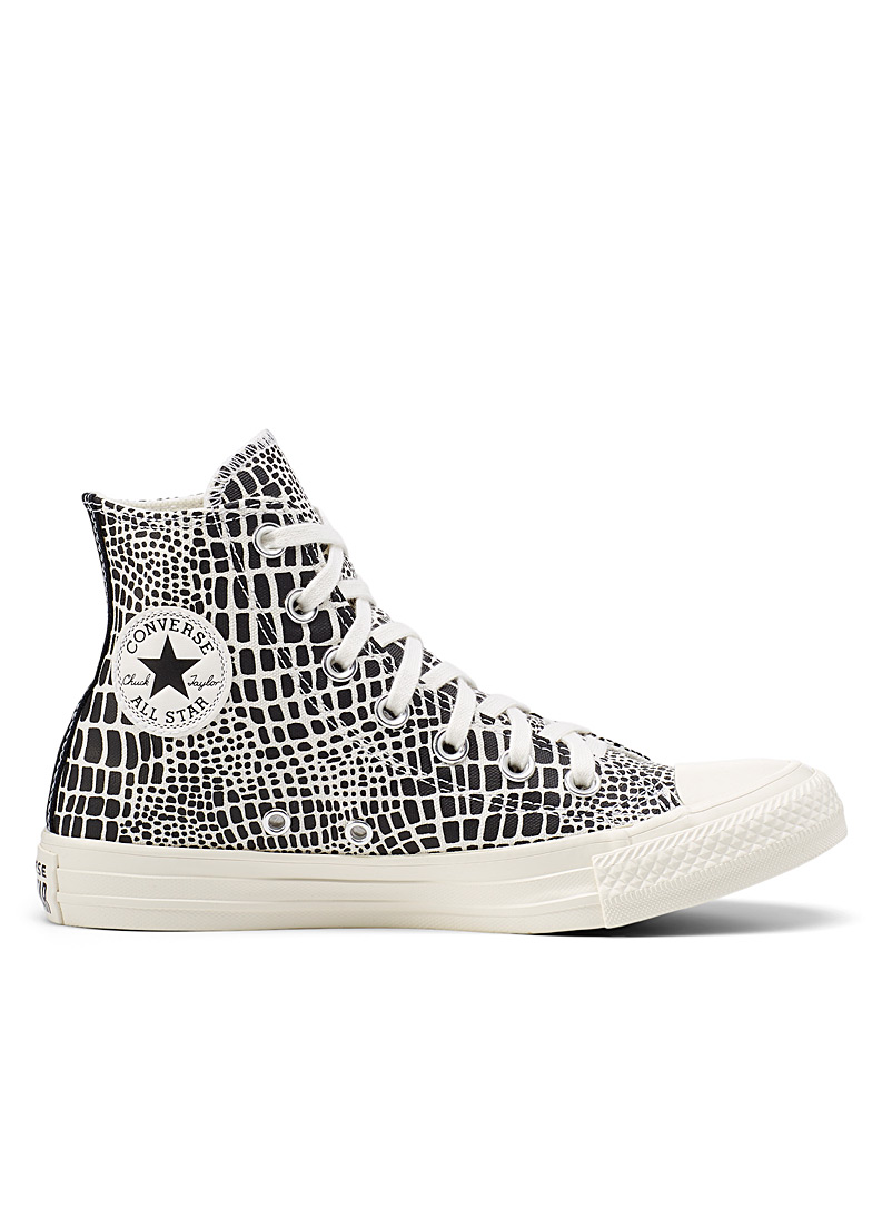 Converse Patterned Black Digital Daze Chuck Taylor All Star High Top sneakers Women for women