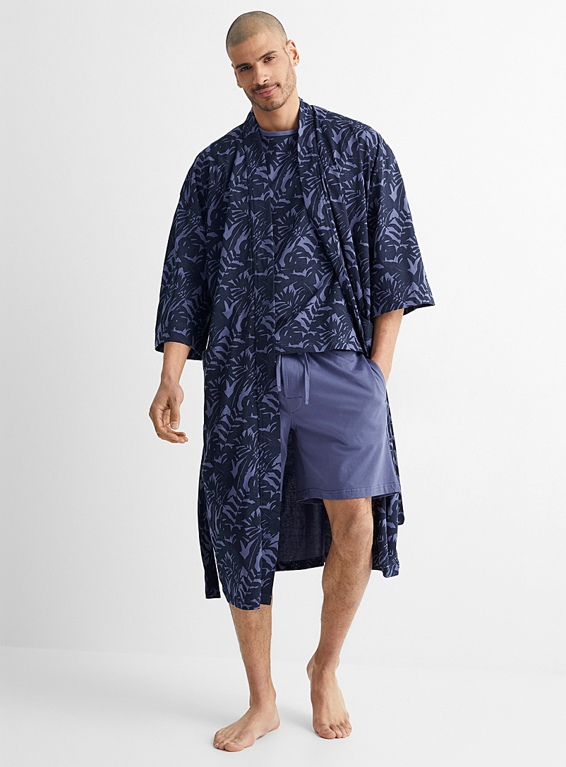 Night foliage robe