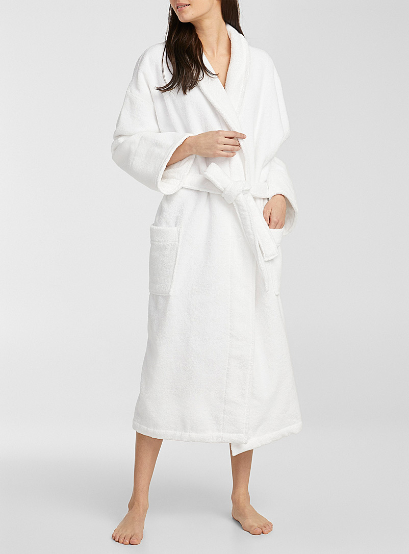Earthright terry robe