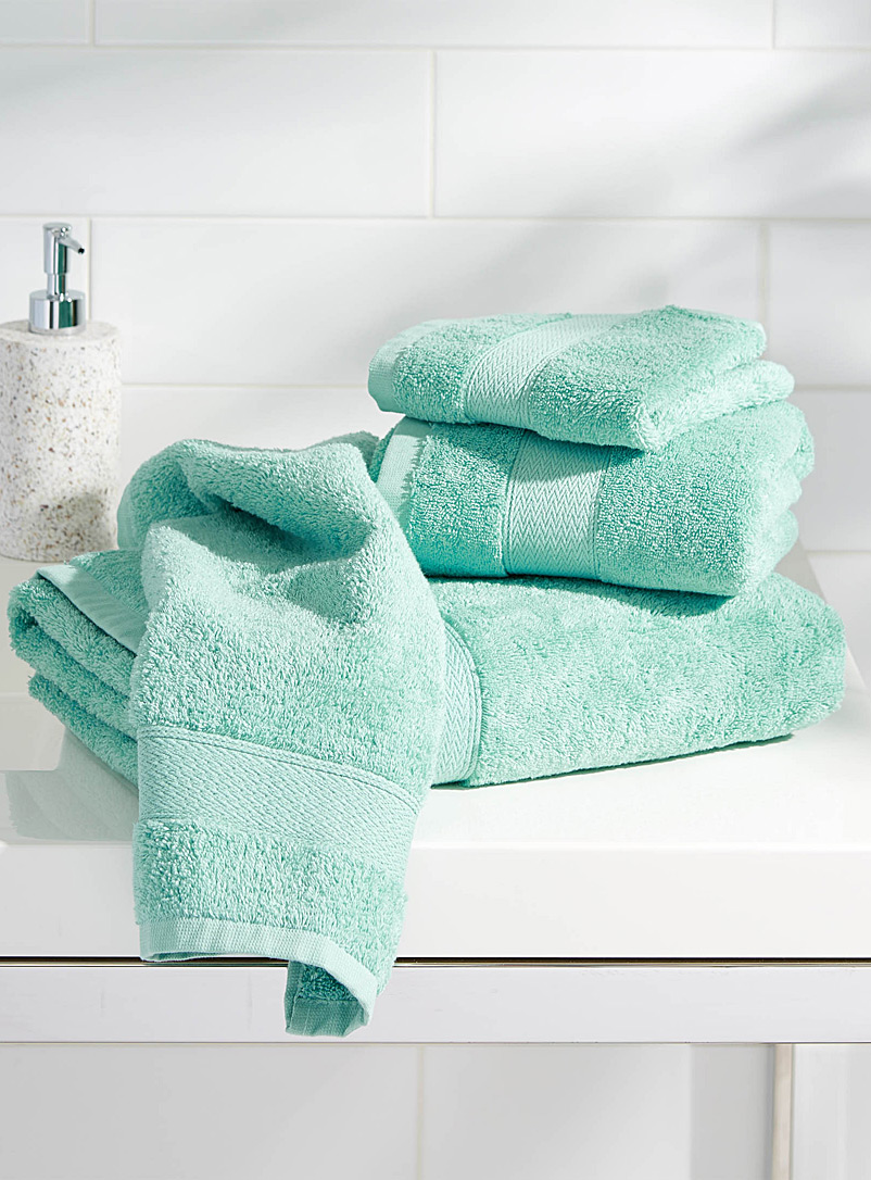 Egyptian cotton towels - Superior Quality - Teal