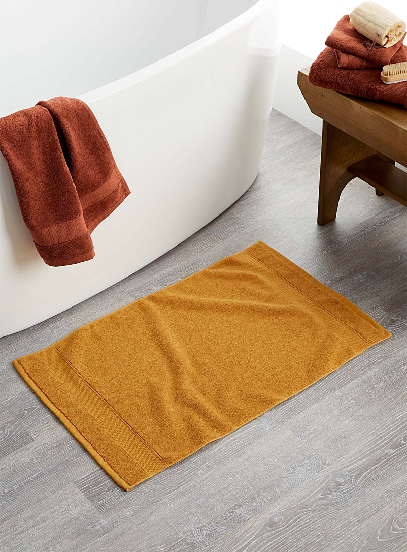 Simons Maison Honey Egyptian cotton bath mat  50 x 80 cm