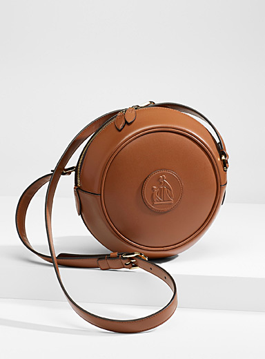 Lanvin Fawn Cookie camera bag for women