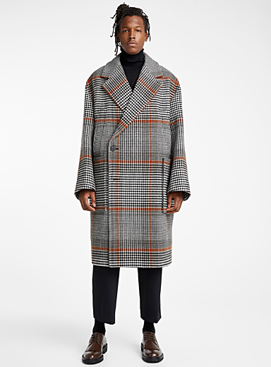 Le manteau Great Check