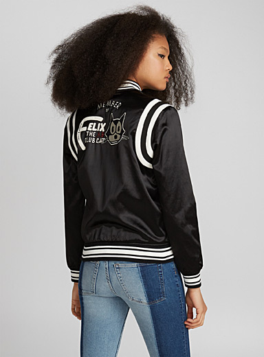 Felix the Cat bomber jacket