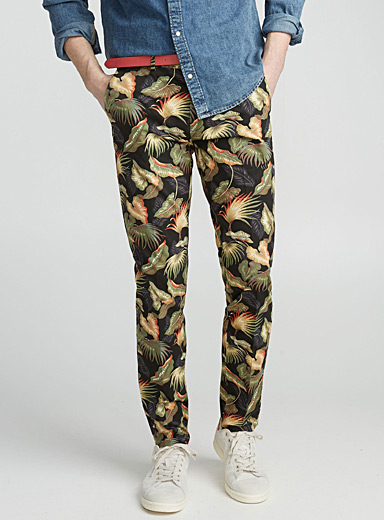 Mott tropical chinos  Skinny fit