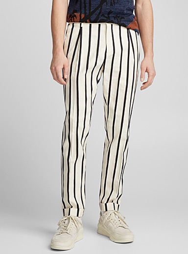 Sicilian stripe pant  Slim fit