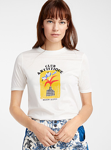 Artistic club T-shirt