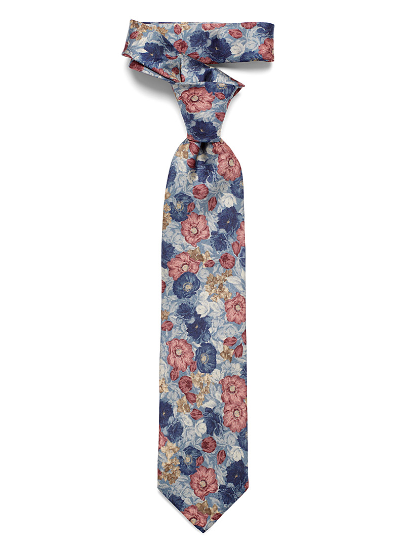 Night garden tie