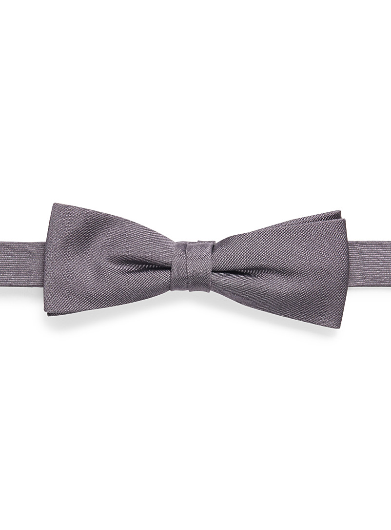 Mini bowtie - Bow Ties - Charcoal