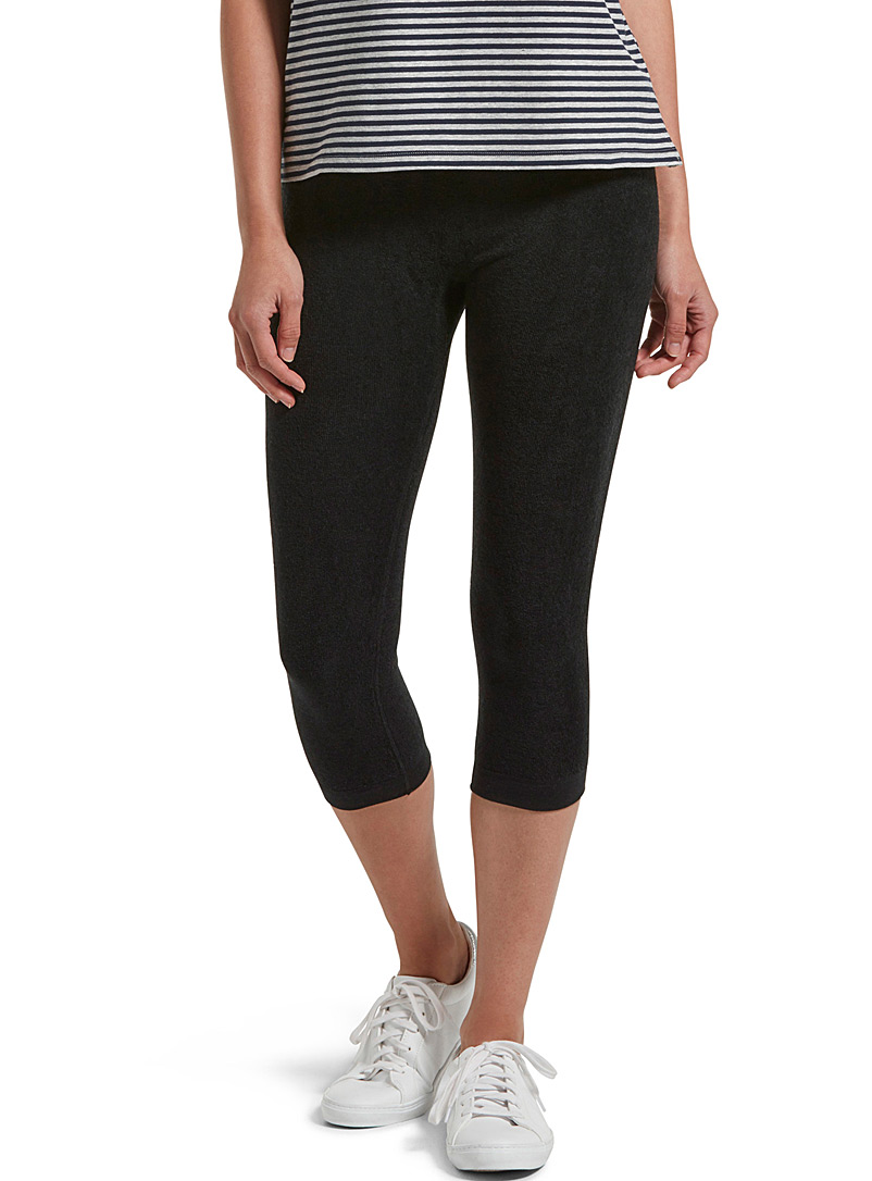 Hue Black Essential reversible legging for women