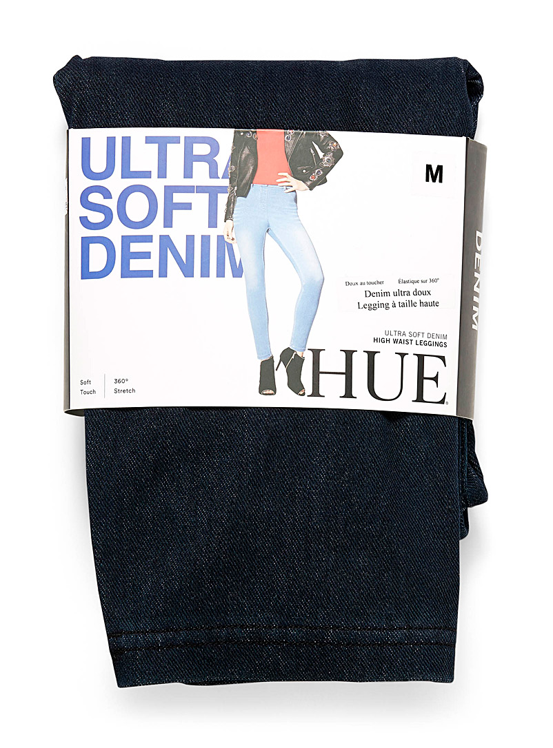 Hue Marine Blue Navy blue jegging for women